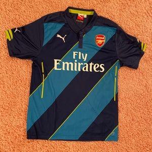 Puma Shirts - Arsenal FC Jersey